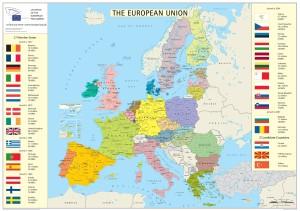 european_union_member_states_detailed_map