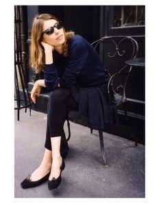 parisian lady
